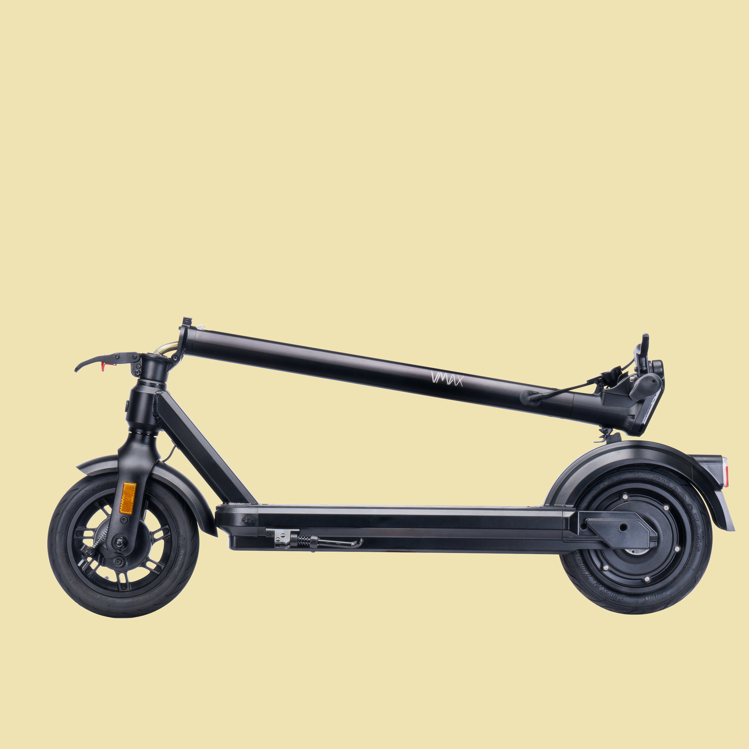 E-Scooter VMAX VX2 folded up